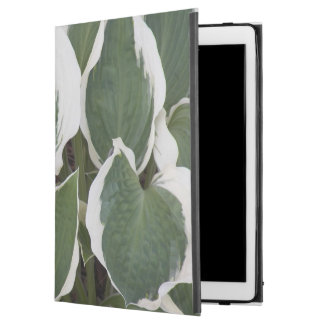 "Variegated Hosta Floral iPad Pro 12.9"" Case"
