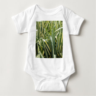 Variegated Sedge Grass Baby Bodysuit