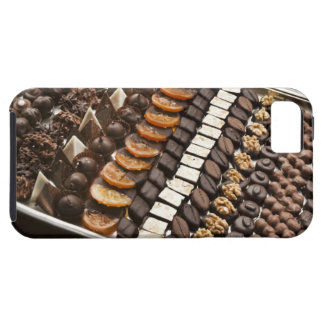 Variety of Artisanal Chocolate Pralines iPhone 5 Covers