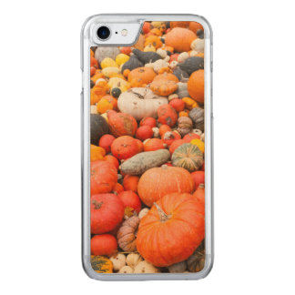 Variety of squash for sale, Germany Carved iPhone 7 Case