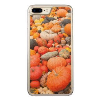 Variety of squash for sale, Germany Carved iPhone 7 Plus Case