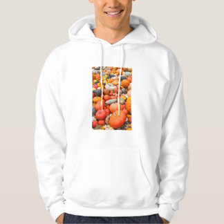 Variety of squash for sale, Germany Hoodie