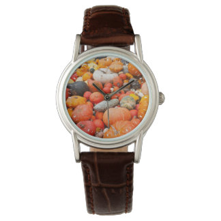 Variety of squash for sale, Germany Wristwatch