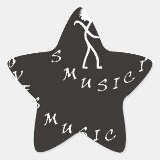 Varios Star Sticker