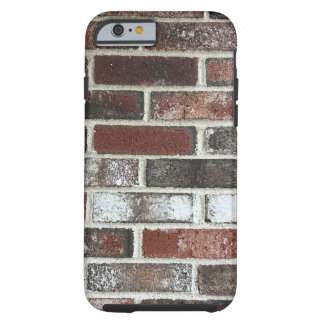various color brick wall pattern tough iPhone 6 case