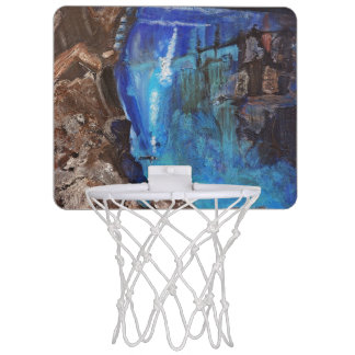 various mini basketball hoop