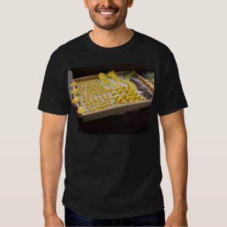 Various mix of fresh italian homemade pasta t shirts