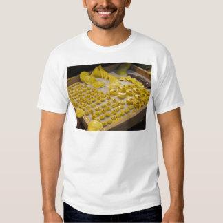Various mix of fresh italian homemade pasta tshirts