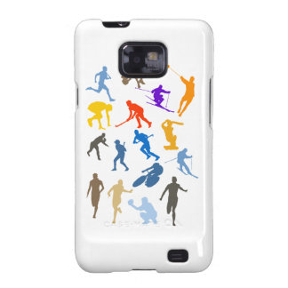Various Sports Samsung Galaxy Covers