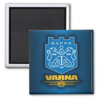 Varna COA Square Magnet