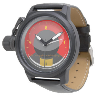 """VaROOOOMM!!"" Wrist Watches"