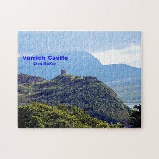 Varrich Castle Jigsaw Puzzle