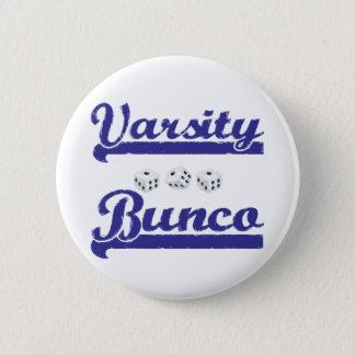 varsity bunco 2 inch round button