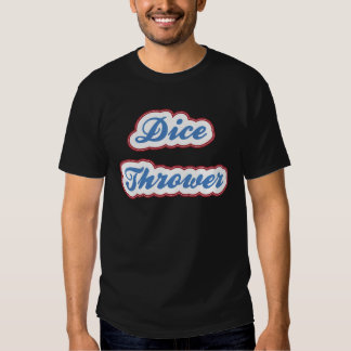 Varsity Dice Thrower Tee Shirt