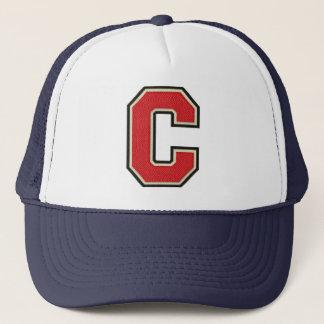 Varsity Letter C Trucker Hat