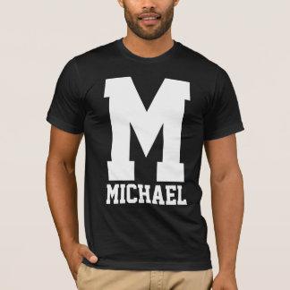 Varsity Letterman Monogram T-Shirt
