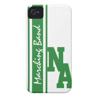 Varsity Letters Marching Band iPhone 4 Case