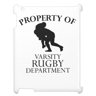 Varsity Rugby Department iPad Case