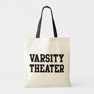 VARSITY THEATER TOTE BAG