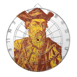 Vasco Da Gama Dartboard