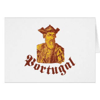 Vasco Da Gama Portugal Card