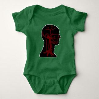 Vascular Design Baby Bodysuit