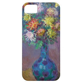 Vase of Chrysanthemums Claude Monet Case For The iPhone 5