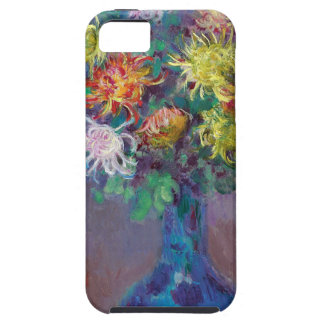Vase of Chrysanthemums Claude Monet iPhone 5 Cover