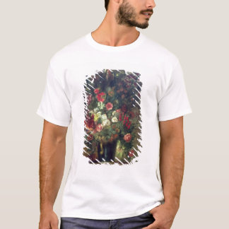 Vase of Flowers on a Console, 1848-49 T-Shirt