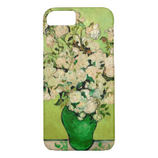 Vase of Roses by Van Gogh iPhone 7 Case