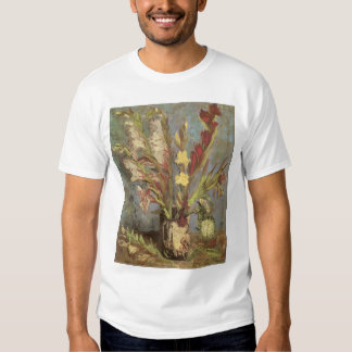 Vase with Gladioli by Vincent van Gogh T Shirts