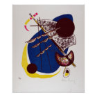 Vasily Kandinsky Small Worlds II Poster