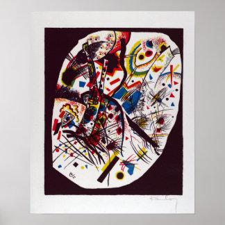 Vasily Kandinsky Small Worlds III Poster