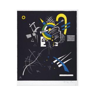 Vasily Kandinsky Small Worlds VII Canvas Print