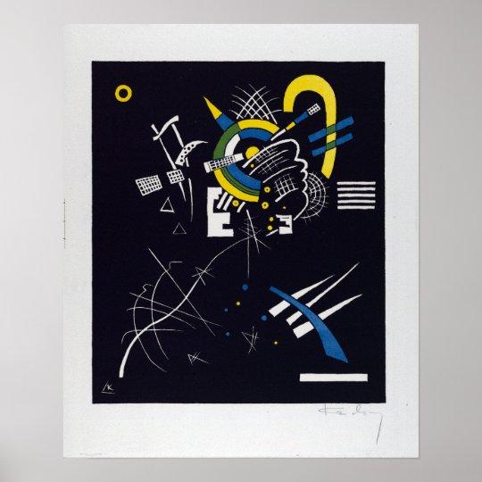 Vasily Kandinsky Small Worlds VII Poster
