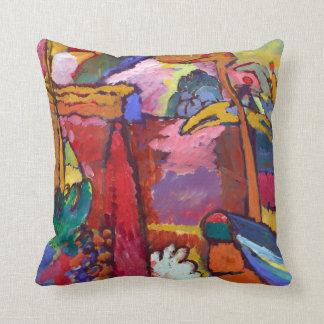 Vasily Kandisnky Garden of Love Throw Pillow