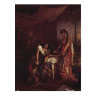 Vasily Surikov- Salome brings head of St John Postcard