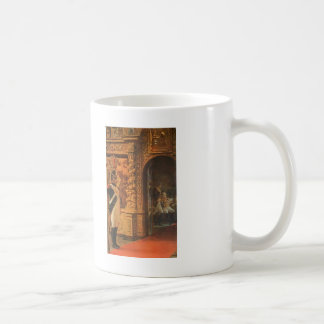 Vasily Vereshchagin-Marshal Davout,Chudovo Convent Coffee Mug