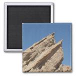 Vasquez Rocks, Aqua Dulce, California Fridge Magnet