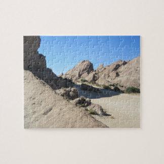 Vasquez Rocks - Jigsaw Puzzle
