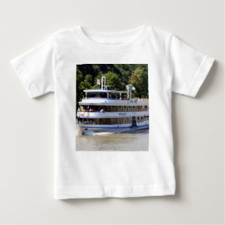 Vater Rhein tour boat, Germany Baby T-Shirt