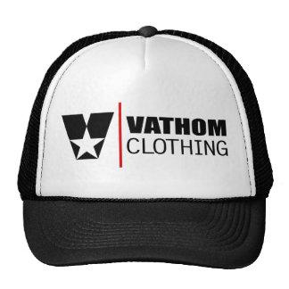VATHOM BRAND LOGO TRUCKER HAT