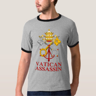 Vatican Assassin T-Shirt
