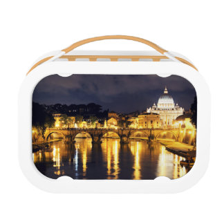 Vatican Bridge Of Angels Lunch Box