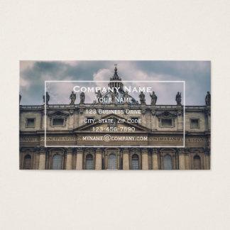 Vatican Business Card