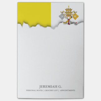 Vatican City flag Post-it® Notes