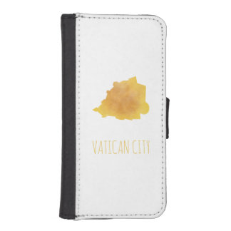 Vatican City iPhone SE/5/5s Wallet Case