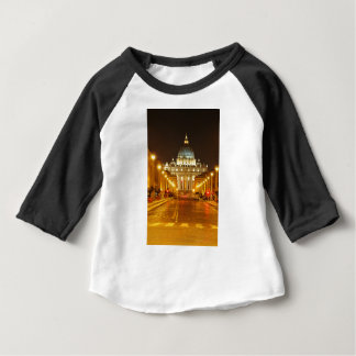 Vatican city, Rome, Italy at night Baby T-Shirt