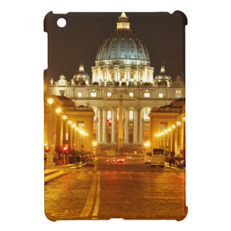 Vatican city, Rome, Italy at night Case For The iPad Mini