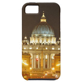 Vatican city, Rome, Italy at night Case For The iPhone 5